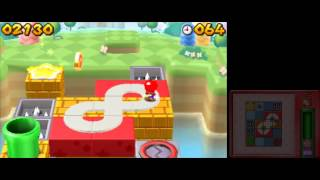 Mario and Donkey Kong: Minis on the Move - 100% Walkthrough - Mario's Main Event Levels 11-20