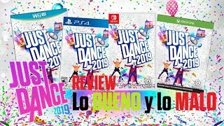 Just Dance 2019 New Gen (Nintendo Switch, Wii U, PS4, Xbox One) - Review