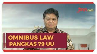 RUU Omnibus Law Pangkas 79 Undang Undang - JPNN.com
