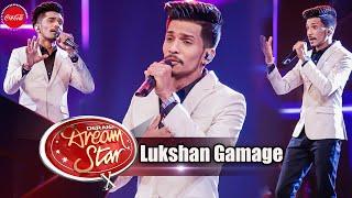 Lukshan Gamage | Perum Puragena (පෙරුම් පුරාගෙන) | Dream Star Season 10 Thumbnail