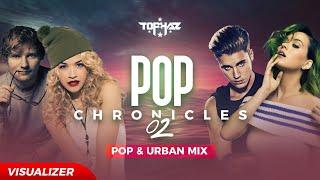 DJ TOPHAZ - POP CHRONICLES 02 (TAYLOR SWIFT, ED SHEERAN, KHALID, ELLIE GOULDING etc) [VISUALIZER]