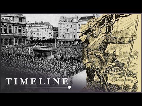Inside The Brutal German Invasion Of Belgium And France   First World War EP2   Timeline