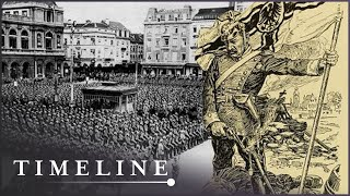 Inside The Brutal German Invasion Of Belgium And France: First World War (WW1 Documentary)