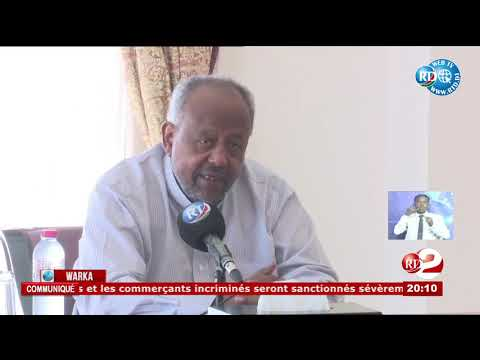 RTD : Journal Somali du 17/03/2020