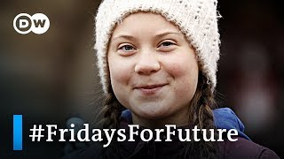 Greta Thunberg joins 'Fridays For Future' protests in Germany | Dw News