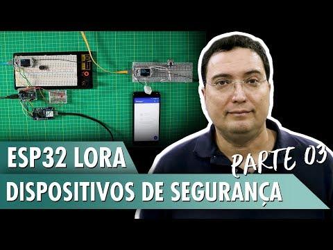 ESP32 LORA: Sensor de Gás, Umidade e Temperatura por SMS - Pt3
