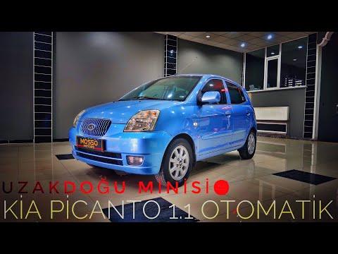 Asıl EFSANE | Kia Picanto | 1.1 Otomatik | Otomobil Günlüklerim