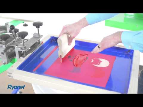 R2O CMS Water Based Screen Printing Ink Mixing System