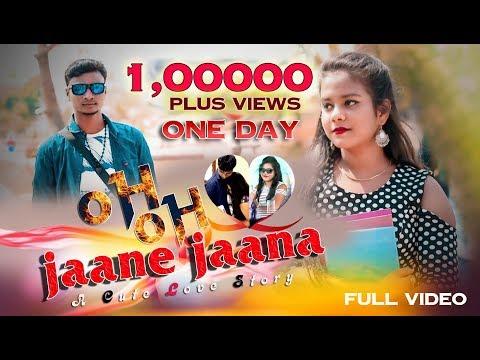 Oh Oh Jaane Jaana L FULL VIDEO L Dusmanta Suna L Sambalpuri L A Cute Love Story L Pritam & Misti