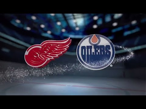 Detroit Red Wings vs Edmonton Oilers - November 05, 2017 | Game Highlights | NHL 2017/18. Обзор.