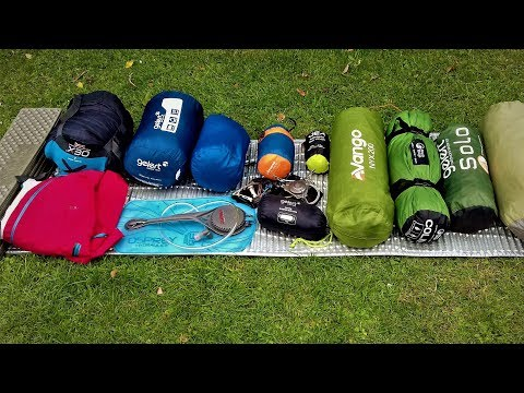 FOR SALE! | WILD CAMPING EQUIPMENT