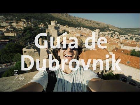 Qué ver y hacer en Dubrovnik | Alan por el mundo Croacia #3