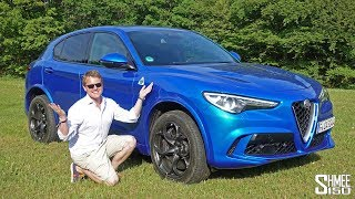 Is the Alfa Romeo Stelvio Quadrifoglio the Ferrari of SUVs? | TEST DRIVE