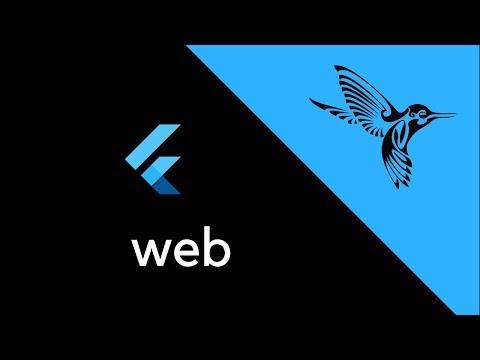 Flutter for web - Getting Started
