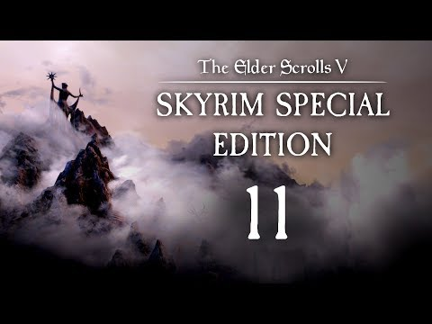 Skyrim Special Edition - Part 11 - It's Death, Inigo, But Not As We Know It thumbnail