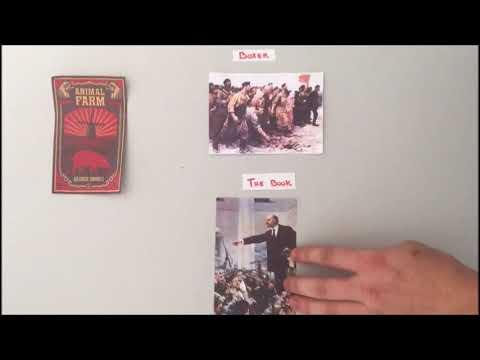 Animal Farm x Russian Revolution - Conversation Assignment - Colégio Camões