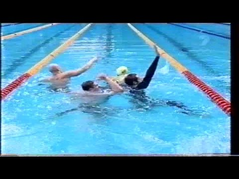 Ian Thorpe Michael Klim Todd Pearson William Kirby 4x200m Freestyle Sydney Olympics 2000