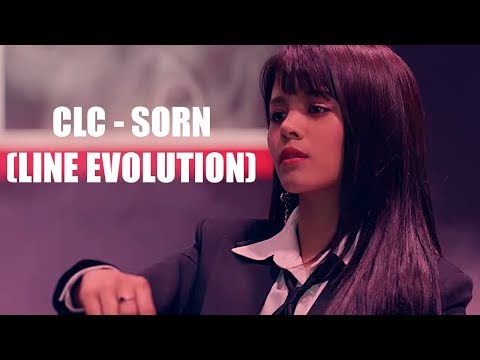 CLC - SORN (Line Evolution)