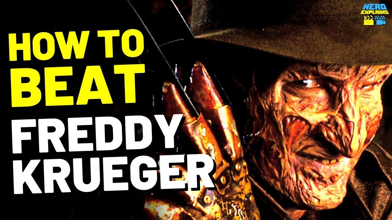 "How to Beat FREDDY KRUEGER in ""A NIGHTMARE ON ELM STREET"" (1984)"