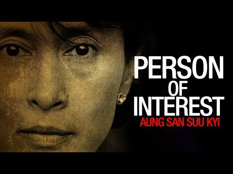 PERSON OF INTEREST - AUNG SAN SUU KYI