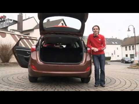 Im Test Hyundai i30 cw Motor mobil