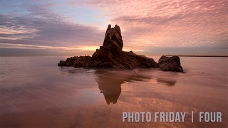 Photo Friday Four | Seascape Edit