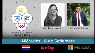 Power Platform Meetup Parguay - Capítulo Setiembre