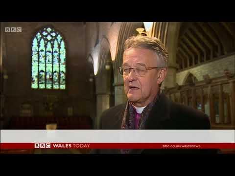 Archbishop of Wales - BBC Wales - 011217 - 1844