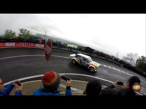 14° Rally Legend 2016 - Day 3 - SHOW, SIDEWAYS & MISTAKES - [HD]
