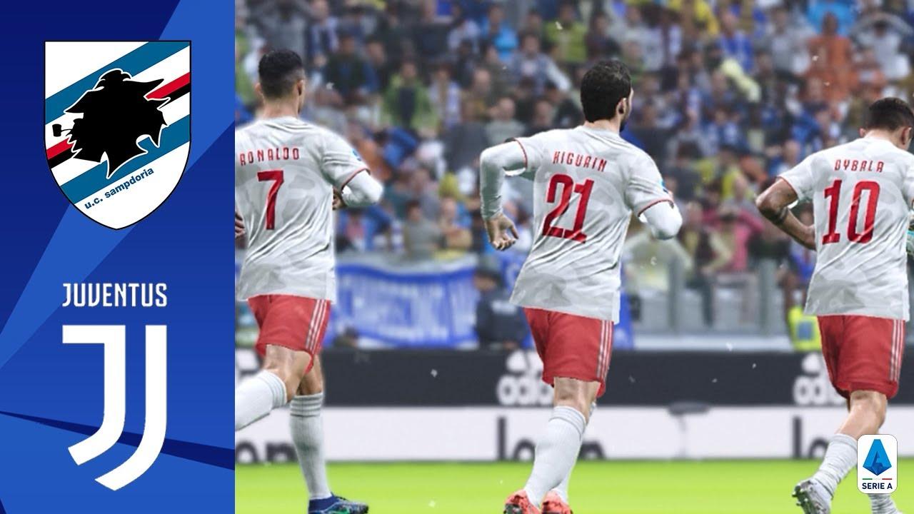 38+ Juventus Vs Sampdoria Hasil Background