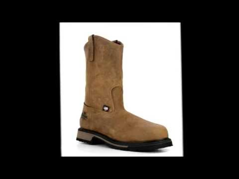 Women's Thorogood 10 Inch Steel Toe Wellington Boot USA 804-4823 @ Steel-Toe-Shoes.com