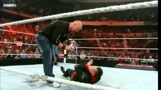 Randy Orton vs Stone Cold Steve Austin Promo
