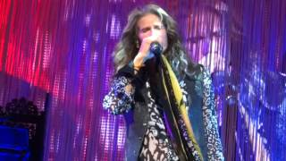 I Don't Want to Miss A Thing Steven Tyler Janie's Got A Fund NYC Event