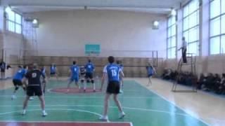 Kovrov TVC 131112  спорт волейбол
