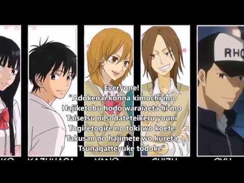 """Kimi ni Todoke"" ~Voice Cast Version~"
