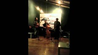 Caleb Murray Quartet at Pasta Moon, Half Moon Bay, California