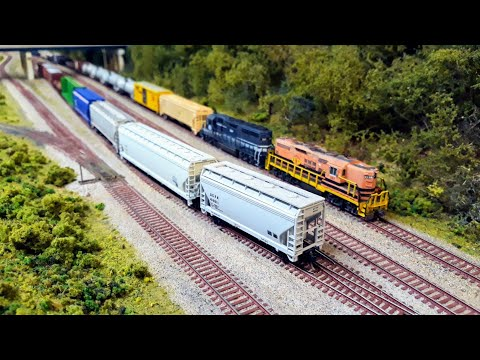 """Prairie Rail 2020: Jon Percy's N Scale """"Buffalo & Pittsburgh"""" (pt4) from YouTube · Duration:  11 minutes 52 seconds"""