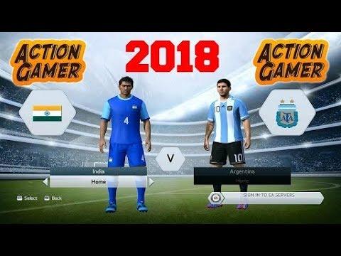 INDIA U-20 2-1 ARGENTINA U-20 – FULL MATCH HIGHLIGHTS