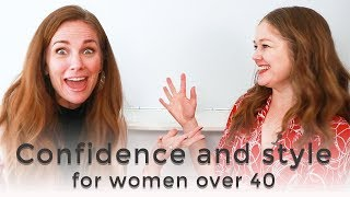 Confidence and style for women over 40 - Interview with Ashley Abercrombie