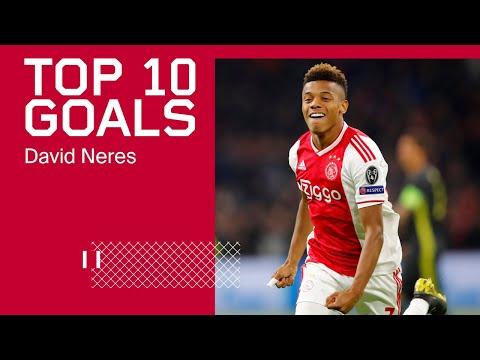 TOP 10 GOALS - David Neres