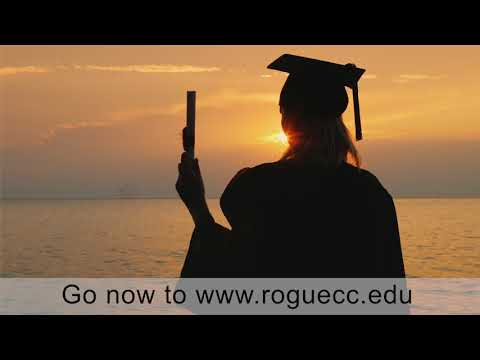 Rogue Community College is open with most classes online