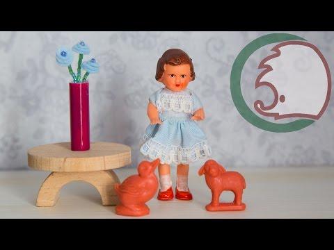 Как сделать для куклы монстер хай стол 181