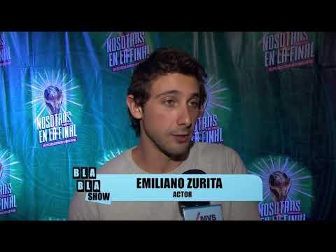 Entrevista Emiliano Zurita