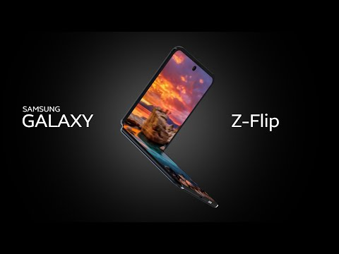 Samsung Galaxy Z Flip introduction