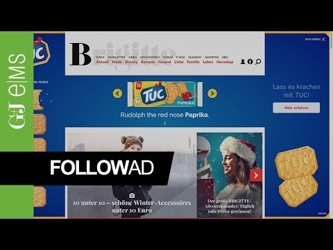 FollowAd | MONDELEZ | Rich Media Ad Special | G+J e|MS