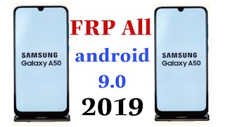 Samsung A50 Frp Unlock Bypass Google androi 9 l Xóa tài khoản google A50 Androi 9