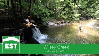 EST - Wilsey Creek - June 2021