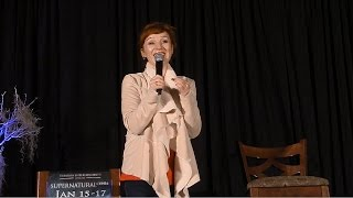 JaxCon Ruth Connell FULL Panel 2016 Supernatural