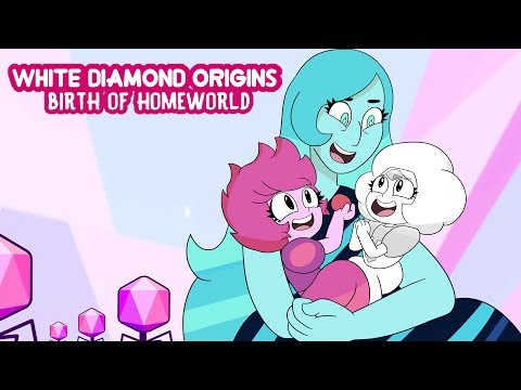 white-diamond-origins---birth-of-homeworld-(-destroy-the-sneople)steven-universe-comics-episode-82