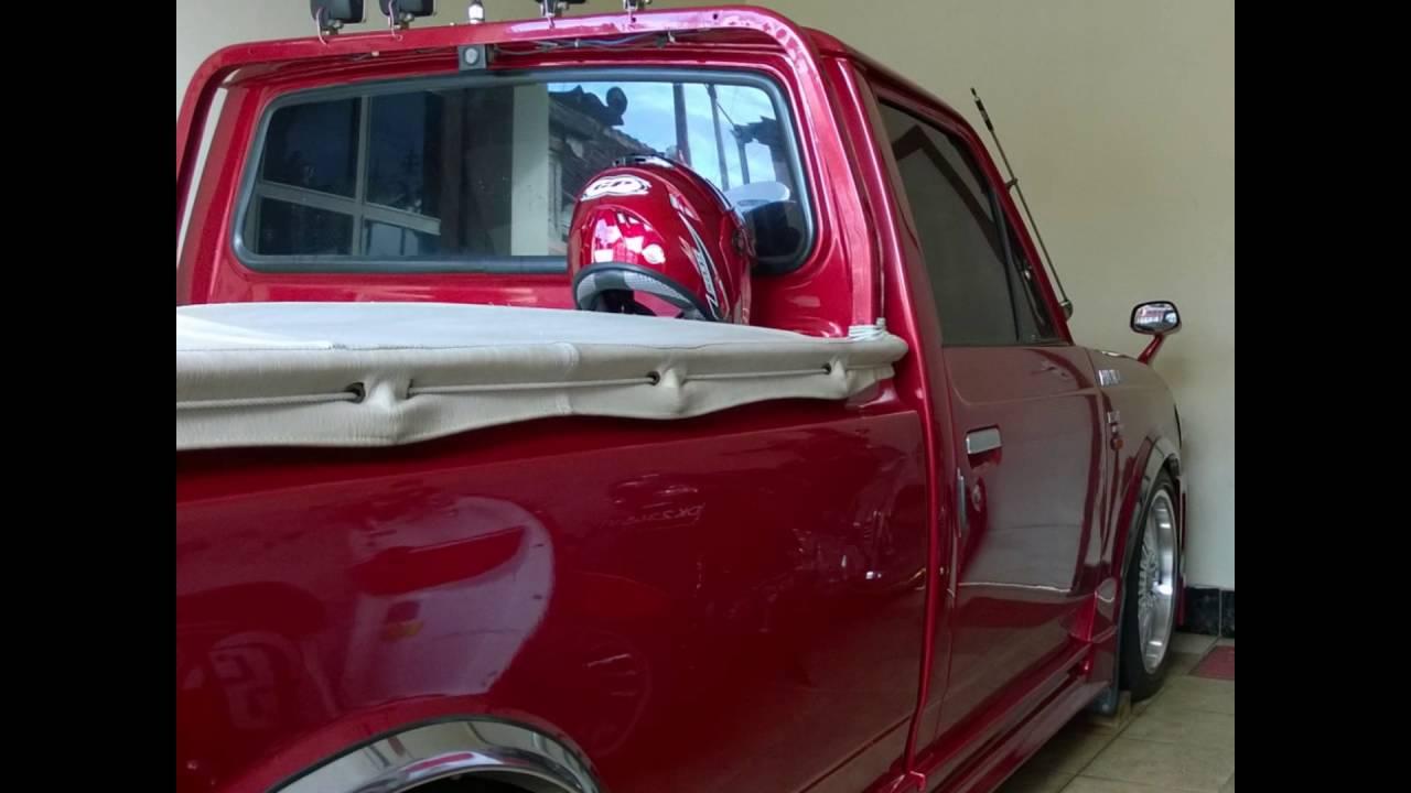 830 Koleksi Foto Modifikasi Mobil Hilux Pick Up HD Terbaik